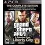 Grand Theft Auto Iv The Complete Edition Nuevo Y Sellado