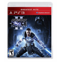 Star Wars Ii 2 The Force Unleashed Ps3 Nuevo Blakhelmet Sp