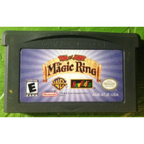 **tom And Jerry The Magic Ring Gba Pregunta X Mas**
