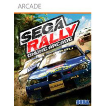 Sega Rally Arcade Xbox 360 Codigo Descargable