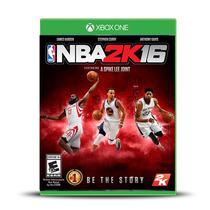Nba 2k16. Para Xbox One ¡sólo En Gamers!