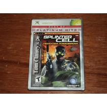 Xbox 360 Juego Splinter Cell Pandora Tomorrow
