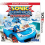 Sonic & All-stars Racing Transformed: Bonus Edition Para Nin