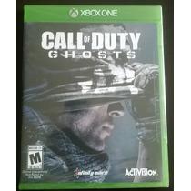 Call Of Duty Ghost Xbox One Nuevo Sellado O Cambio
