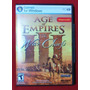 Age Of Empires 3. The War Chiefs. Juego Para Windows