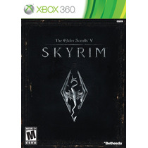 The Elder Scrolls V: Skyrim Xbox 360