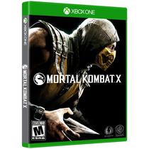 ..:: Mortal Kombat X ::.. Para Xone En Start Games.
