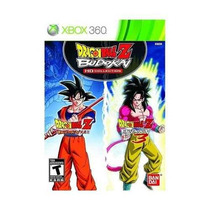 Dragon Ball Z Budokai Hd Collection Xbox 360 Nuevo Citygame