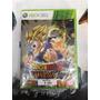 Dragon Ball Z Ultimate Tenkaichi Nuevo! Xbox 360 En Igamers