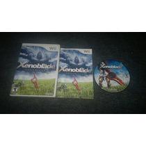 Xenoblade Chronicles Completo Para Nintendo Wii