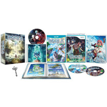 Rodea The Sky Soldier Wii U/wii Limited Edition