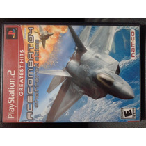 Ace Combat 04 - Shattered Skies - Playstation 2 - Ps2