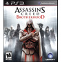 Assassins Creed Brotherhood Ps3 Videojuego En Caja Sellado
