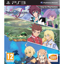 Tales Of Symphonia Chronicles & Tales Of Graces F Ps3 Nuevo