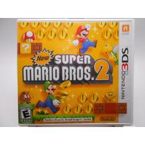 New Super Mario Bros. 2 Nintendo 2ds 3ds