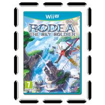 Rodea The Sky Soldier Wii U Nuevo Sellado Cdv