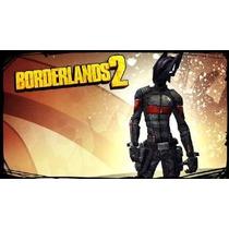 Borderlands 2: Assassin Dominación Paquete [código De Juego