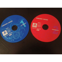 Chrono Cross Japonés Solo Cds