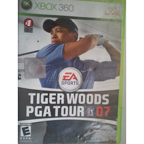 Tiger Woods Pga Tour 07 Ea Sports Usado