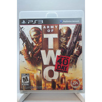 Army Of Two: The 40th Day Para Playstation 3 Ps3