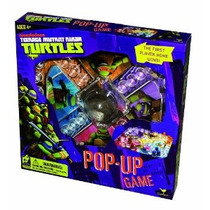 Teenage Mutant Ninja Turtles Pop Up Juego De Mesa