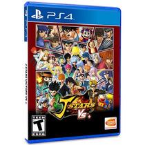:: J-stars Victory Vs+ ::. Para Playstation 4 En Start Games