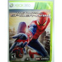 The Amazing Spiderman Xbox 360 Spider-man Hombre Araña