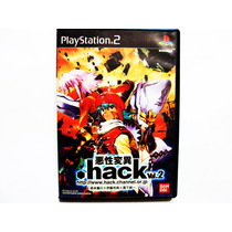 Hack Vol. 2 Mutation (2 Discos) Japones Ps2 - Playstation 2