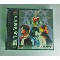 Final Fantasy Viii Ff8 Ps1 Psone Playstation Retromex Tcvg