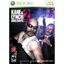 Kane And Lynch 2 Dog Days Nuevo Sellado Xbox 360