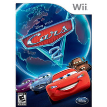 Disney Pixar Cars 2: El Videojuego Para Nintendo Wii