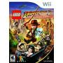 Lego Indiana Jones 2 Nintendo Wii Nuevo Sellado Original