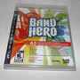 Band Hero Nuevo Sellado Ps3 Playstation 3