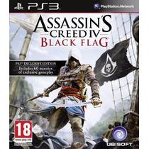 Assassins Creed 4 Black Flag Ps3