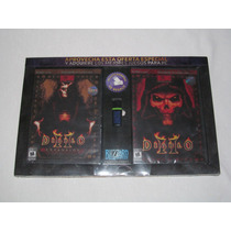 Diablo Ii + Expansion Lord Of Destruction + Memoria Usb