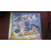 One Piece Grand Battle Japones Playstation One Mn4