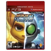 Ratchet & Clank: A Crack In Time Ps3 Nuevo Citygame