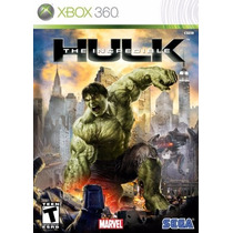 Hulk Xbox 360