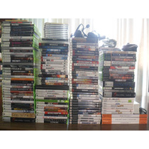 Lote Más De 100 Ps3 Ps2 Xbox 360 Wii Control Headsets Guias