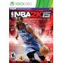 Nba 2k15 Xbox 360 Nuevo Blakhetmet Sp