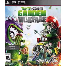 Plants Vs Zombies Garden Warfare Ps3 .:ordex:.