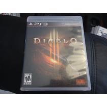 Diablo 3 Ps3 Usadoo . Cambios Gamer ..