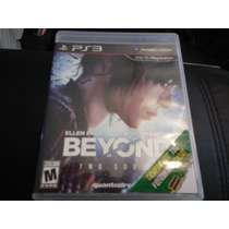 Beyond Two Soul Ps3 Usadoo . Cambios Gamer ..
