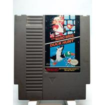 Super Mario Bros And Duck Hunt Para Nintendo Nes
