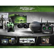 Tom Clancys Splinter Cell Blacklist Aircraft E Blakhelmet Sp