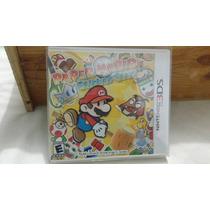 Nintendo 3ds - Paper Mario Sticker Star
