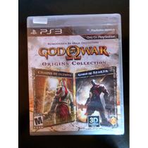 God Of War Origins Collection Ps3 Nuevo Pago Contra Entrega