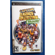 Capcom Classic Collection Reloaded - Juego Psp