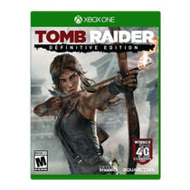 Xb1 - Tomb Raider Definitive Edition - Nuevo Y Sellado - Ag