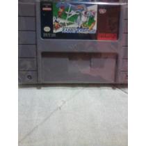 Cartucho De Aventuras Bugs Buuny Rampage Super Nes Nintendo